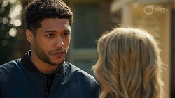 Levi Canning, Amy Greenwood in Neighbours Episode 8670