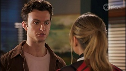 Jesse Porter, Harlow Robinson in Neighbours Episode 8671