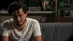 David Tanaka in Neighbours Episode 8671