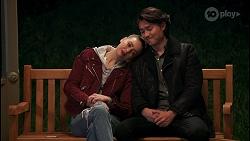 Chloe Brennan, Leo Tanaka in Neighbours Episode 8671