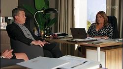 Paul Robinson, Terese Willis in Neighbours Episode 8672