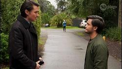Leo Tanaka, David Tanaka in Neighbours Episode 8672