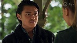 Leo Tanaka, Chloe Brennan in Neighbours Episode 8672