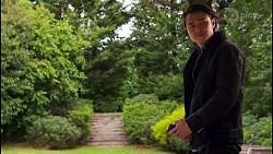 Leo Tanaka in Neighbours Episode 8672