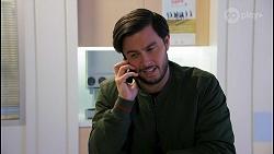 David Tanaka in Neighbours Episode 8672