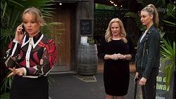 Harlow Robinson, Sheila Canning, Chloe Brennan in Neighbours Episode 8673