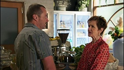Toadie Rebecchi, Susan Kennedy in Neighbours Episode 8673
