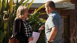 Melanie Pearson, Toadie Rebecchi in Neighbours Episode 8673