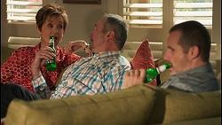 Susan Kennedy, Karl Kennedy, Toadie Rebecchi in Neighbours Episode 8673