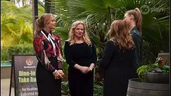 Harlow Robinson, Sheila Canning, Terese Willis, Chloe Brennan in Neighbours Episode 8673