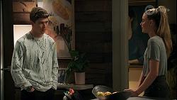 Hendrix Greyson, Chloe Brennan in Neighbours Episode 8673