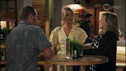 Toadie Rebecchi, Amy Greenwood, Melanie Pearson in Neighbours Episode 8674