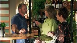 Toadie Rebecchi, Melanie Pearson, Susan Kennedy in Neighbours Episode 8674