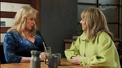 Sheila Canning, Melanie Pearson in Neighbours Episode 8674