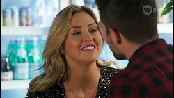 Amy Greenwood, Ned Willis in Neighbours Episode 8674