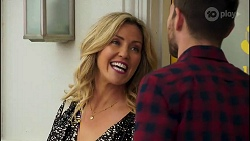 Amy Greenwood, Ned Willis in Neighbours Episode 8675