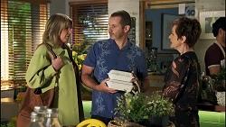 Melanie Pearson, Toadie Rebecchi, Susan Kennedy in Neighbours Episode 8675