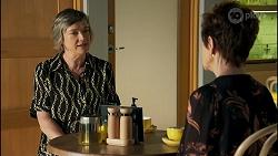 Dr. Anna Buke, Susan Kennedy in Neighbours Episode 8675