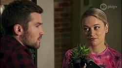 Ned Willis, Roxy Willis in Neighbours Episode 8675