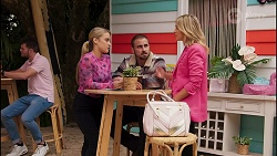 Roxy Willis, Kyle Canning, Amy Greenwood in Neighbours Episode 8675