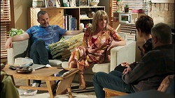 Toadie Rebecchi, Melanie Pearson, Susan Kennedy, Karl Kennedy in Neighbours Episode 8675