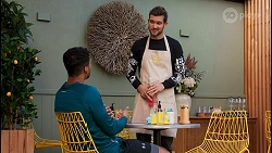 Levi Canning, Ned Willis in Neighbours Episode 8676