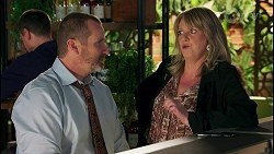 Toadie Rebecchi, Melanie Pearson in Neighbours Episode 8677