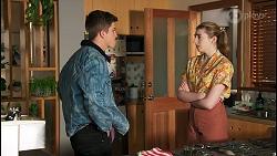 Hendrix Greyson, Mackenzie Hargreaves in Neighbours Episode 8677