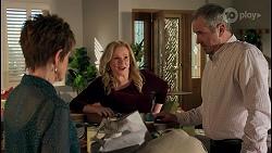 Susan Kennedy, Sheila Canning, Karl Kennedy in Neighbours Episode 8677