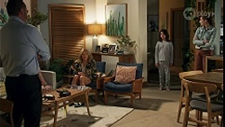 Toadie Rebecchi, Amy Greenwood, Nell Rebecchi, Mackenzie Hargreaves in Neighbours Episode 8678