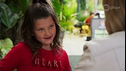 Nell Rebecchi, Amy Greenwood in Neighbours Episode 8678