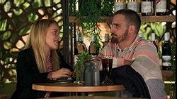 Roxy Willis, Kyle Canning in Neighbours Episode 8678