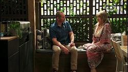 Toadie Rebecchi, Melanie Pearson in Neighbours Episode 8679