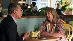 Paul Robinson, Melanie Pearson in Neighbours Episode 8679