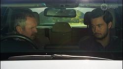 Karl Kennedy, David Tanaka in Neighbours Episode 8679