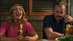Amy Greenwood, Toadie Rebecchi in Neighbours Episode 8679