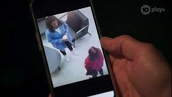 Audrey Hamilton, Nicolette Stone, Paul Robinson in Neighbours Episode 8679