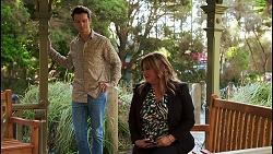 Jesse Porter, Terese Willis in Neighbours Episode 8681
