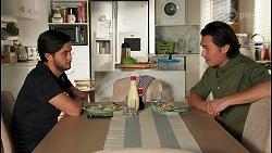 David Tanaka, Leo Tanaka in Neighbours Episode 8681