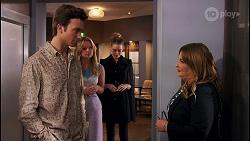 Jesse Porter, Harlow Robinson, Chloe Brennan, Terese Willis in Neighbours Episode 8681