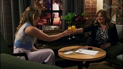 Harlow Robinson, Terese Willis in Neighbours Episode 8681