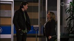 Leo Tanaka, Terese Willis in Neighbours Episode 8682