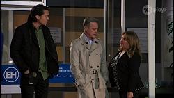 Leo Tanaka, Paul Robinson, Terese Willis in Neighbours Episode 8682