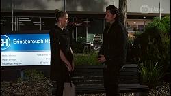 Chloe Brennan, Leo Tanaka in Neighbours Episode 8682