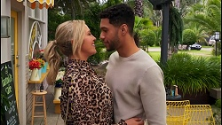 Amy Greenwood, Levi Canning in Neighbours Episode 8683
