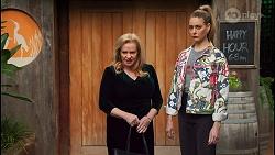 Sheila Canning, Chloe Brennan in Neighbours Episode 8683