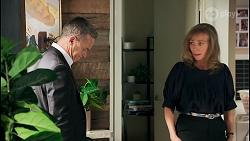 Paul Robinson, Jane Harris in Neighbours Episode 8683