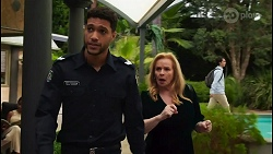 Levi Canning, Sheila Canning in Neighbours Episode 8683
