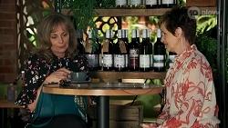 Jane Harris, Susan Kennedy in Neighbours Episode 8684