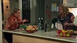 Roxy Willis, Sheila Canning in Neighbours Episode 8685